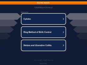 tabletkiporonne.pl