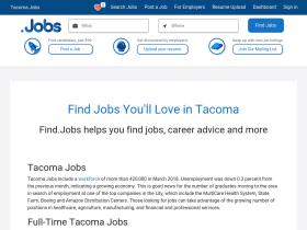 tacoma.wa.usa.jobs