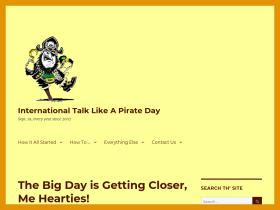 talklikeapirate.com