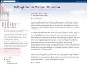 talksofswamiparamarthananda.blogspot.in