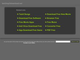 tamilmp3download.net