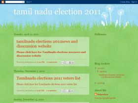 tamilnaduelection2011.blogspot.com