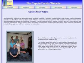 tappin-family.org.uk