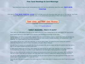 ... free readings and answers to the six most common tarot faqs tarot