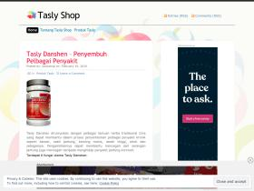 taslyshop.wordpress.com