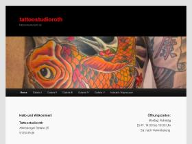 tattoostudioroth.de