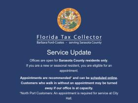 taxcollector.co.sarasota.fl.us