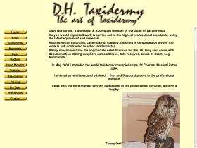 taxidermists.co.uk