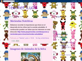 teacherluciakinder.blogspot.com