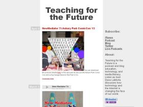 teachingforthefuture.com
