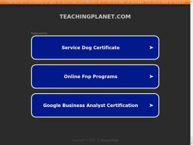 teachingplanet.com