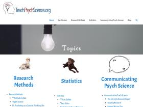 teachpsychscience.org