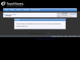 techforums.touchtunes.com