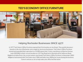 tedcohensofficefurniture.com