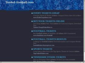 teeded-football.com