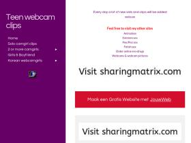 teen-webcam-clips.jouwweb.nl