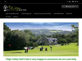 teignvalleygolf.co.uk