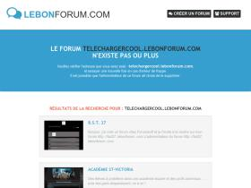 telechargercool.lebonforum.com