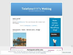 telefono111.wordpress.com