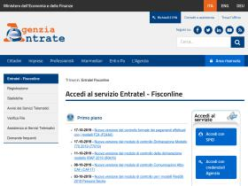 telematici.agenziaentrate.gov.it