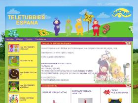 teletubbies-espana.es