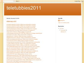 teletubbies2011.blogspot.com