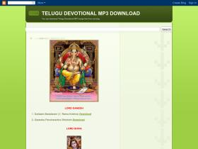 telugudevotionalmp3download.blogspot.in