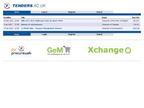 tenders.ac.uk