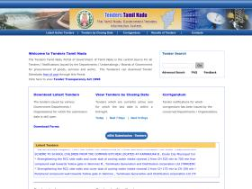 tenders.tn.gov.in