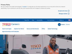 tesco-careers.com