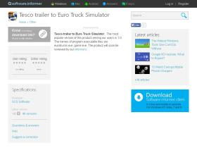 tesco-trailer-to-euro-truck-simulator.software.informer.com