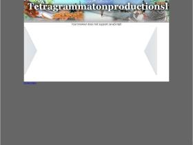 tetragrammatonproductionsltd.net