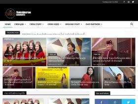 thaicabincrew.com