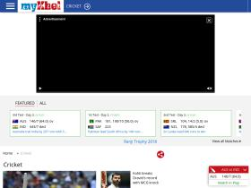 thatscricket.oneindia.in