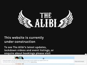 the-alibi.org.uk
