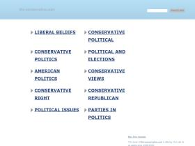 the-conservative.com