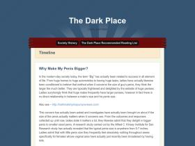 the-dark-place.org