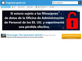 the-hawaiian-islands.programas-gratis.net