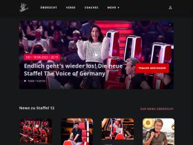 the-voice-of-germany.de
