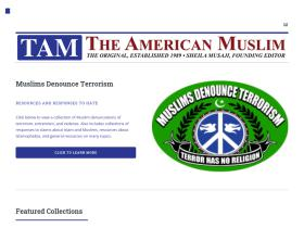 theamericanmuslim.org