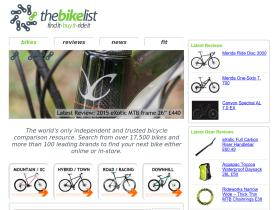 thebikelist.co.uk
