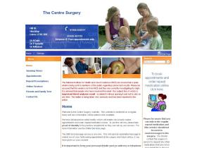 thecentresurgery.co.uk