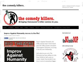 thecomedykillers.com