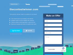 thecontestwinner.com