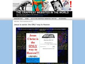 thecrappiestwebsites.blogspot.com