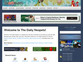 thedailyneopets.com