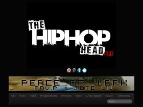 thehiphophead.brooksbrown.com