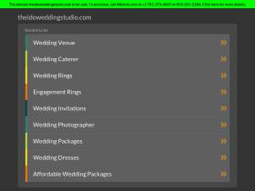 theidoweddingstudio.com