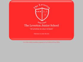 thelevertonjuniorschool.co.uk