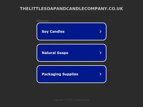 thelittlesoapandcandlecompany.co.uk
